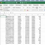 PiDA faktura, Daten exportieren